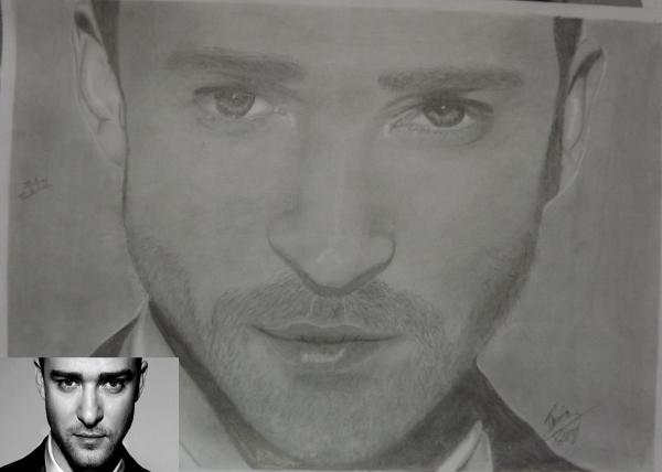 Justin Timberlake by thaisdiniz
